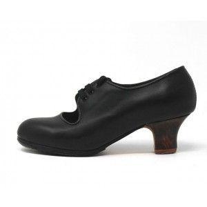 Carmen 38 A Leather Black Carrete 5 Exposed 3462