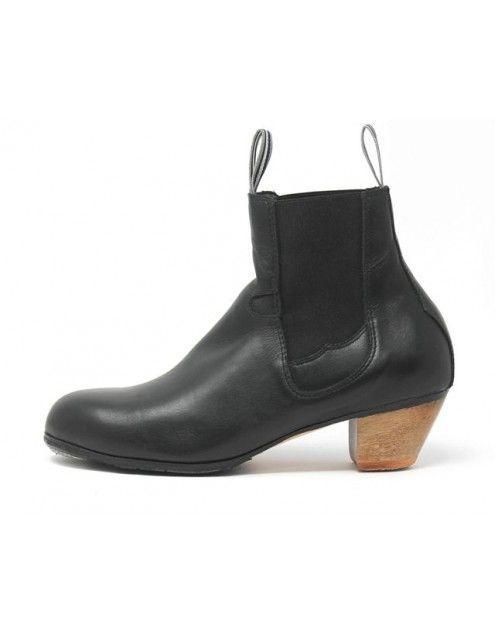 Boto 42 AAA/AA Leather Black Cubano 5 Exposed 4737
