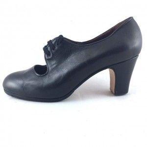 Carmen 40,5 A Leather Black Clásico 6 Covered 2480