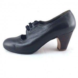 Carmen 40 A Leather Black Clásico 7 Exposed 2939