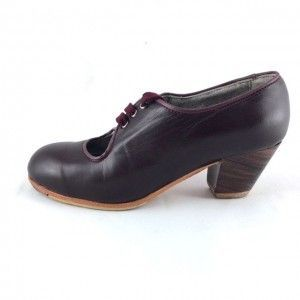 Carmen 34 AA/A Leather Vino Cubano 5 Exposed 3737