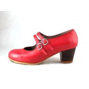 Manuela 37,5 AA+PR Leather Light Red Cubano 5 Exposed 3993