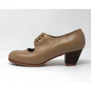 Carmen 39,5 A Leather Beige Cubano 5 Exposed 035844