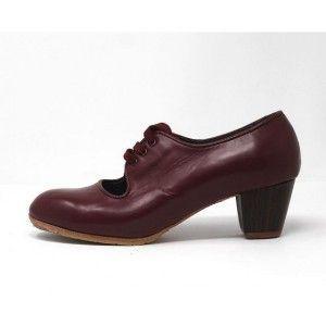 Carmen 39,5 A Leather Granate Jerezano 5 Exposed 036344