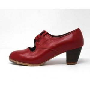 Carmela 37,5 A Leather Rojo Sangre Cubano 5 Exposed 036445