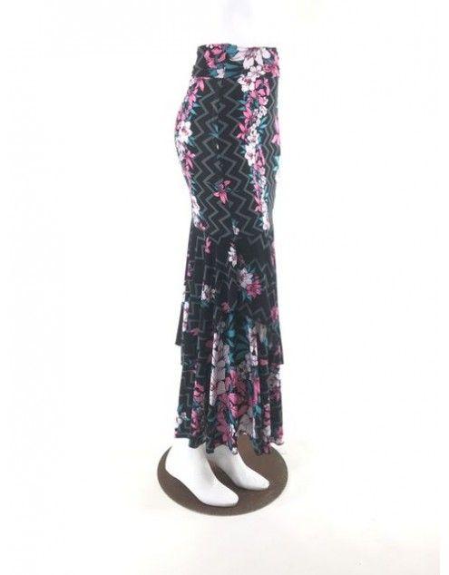 Olé Flamenco Skirts: 2 Volantes