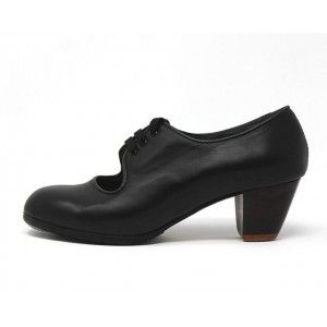 Carmen 39 A Leather Black Cubano 5 Exposed